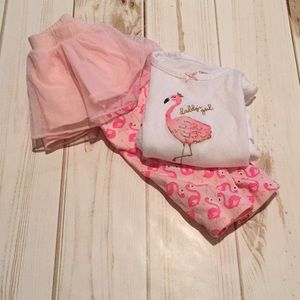 Flamingo Matching Set (9M0